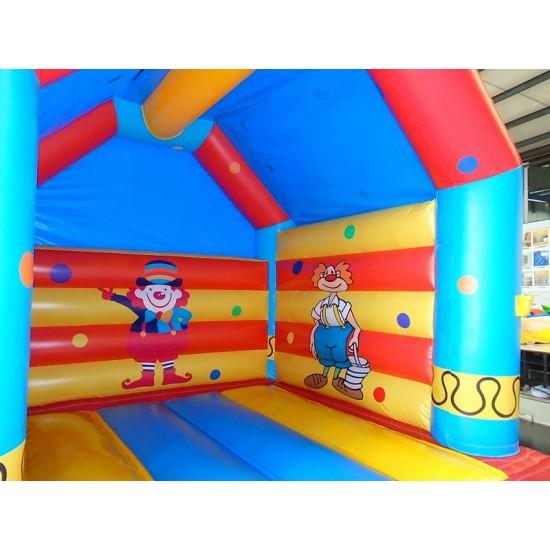 Clown Jumping Castle