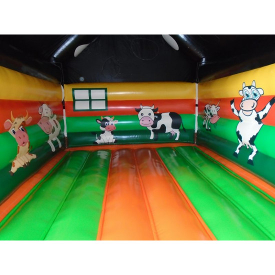 Cow Jumping Castle