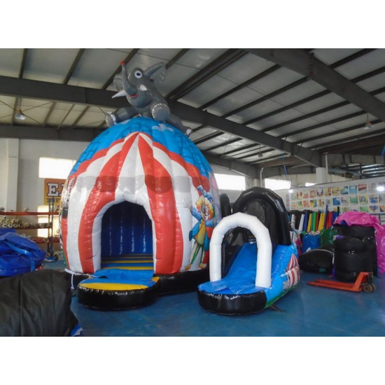 Circus Jumping Castle