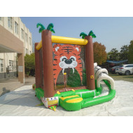 Jumping Castle Mini Multifun Jungle